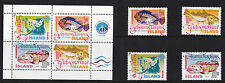 Iceland - 1998 Fish (1st Series) - U/M - SG 897-900 + MS901