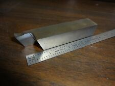 """0.217 In Wide Cut Off Grooving Lathe Bit 3/4"""" Square"""