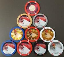 11 JOEY VOTTO 2014 TOPPS CHIPZ RED RELIC 21/50, GOLD MAGNET, SILVER MAGNET +++!