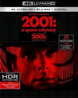 2001: A Space Odyssey 1968 (4K UHD/Blu-ray, Collectors Edition Set, Slipcase)