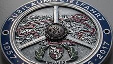 Porsche Nurburgring Badge - Historic models grill badge emblem enamel badge