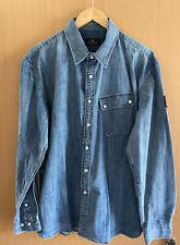 Belataff Denim Shirt - Blue - 3XL