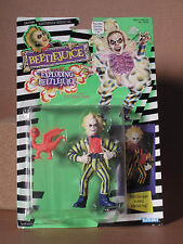 BEETLEJUICE ACTION FIGURE EXPLODING BEETLEJUICE WITH DREADFUL DRAGON