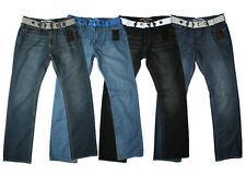 Mens jeans URBAN REPUBLIC comfort fit jean + Belt BNWT