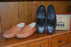 RED WING DRIVING MOCCASIN SHOE DURABLE LEATHER QUALITY ALL DAY COMFORT FREE SHIP