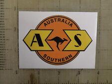 Vintage Railroad Austrailia Southern sticker decal