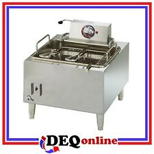 Star 301HLF Star-Max 15 lb Electric Fryer