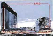 1992 Riviera Las Vegas Hotel Casino Strip front view postcard Collector NOS W
