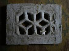 Moucharabieh en pierre , Inde XIX°