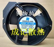 1 PCS  XINRUILIAN Axial AC Fan  RAH1738B2-C AC 100-125V 0.25/0.26A 172*150*38