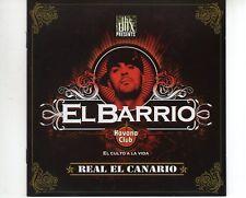 CD EL BARRIOreal el canario2CD EX+ (A2717)