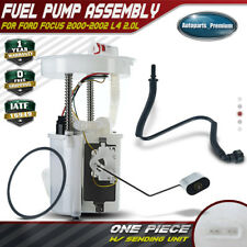 Electric Fuel Pump Module Assembly for Ford Focus 2000 2001 2002 L4 2.0L E2556M