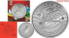 2015 Silver $20 FIFA Women's World Cup Canada Coin  -   SALE 10%