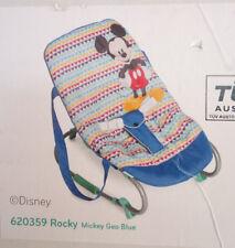 Hauck 620359 Rocky, Mickey Geo Blue 620359, NEU OVP