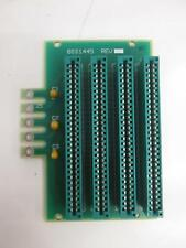 ICCI PCB 8001445 Assy, back plane for SLC 95 99 or 1248 , Used