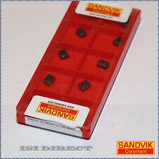 880 01 02 03H C GR 1044 SANDVIK*** 10 INSERTS *** FACTORY PACK ***
