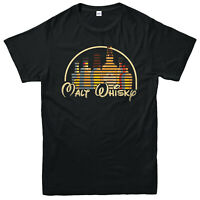 Malt Whiskey T-Shirt, Funny Inspired Design 2020 Comic Drinker Lol Gift Top