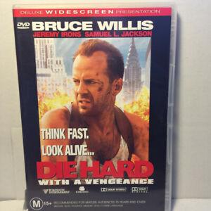 Die Hard: With A Vengeance  (DVD, 1995) Region 4 PAL