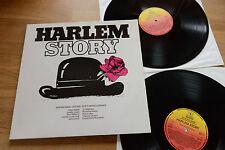 Peter heebolzheimer Harlem story wdr quintette de jazz 2lp Koala 9771 NM/MINT