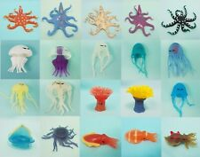 DeAgostini Tentacles & Co. komplett Set alle 20 Figuren Quallen