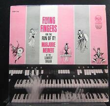 Marjorie Meinert - Flying Fingers - For The Fun Of It LP Mint- CSP 116 Record