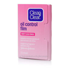 Clean And Clear Oil Control Film Blotting Paper Japan Grapefruit Pink 50 Sheets