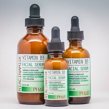Niacinamide Vitamin B3 Serum/Cream with Hyaluronic Acid Anti-Aging/Wrinkle, Acne