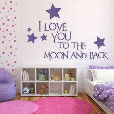 Decoración de paredes LUNA para el hogar