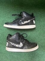 Nike Court Borough Kid's Youth Mid Top Shoes Size 5Y