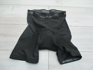 Endura Padded Cycling Shorts Liner Small Click Fast Black Clickfast S