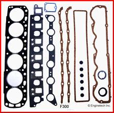 Engine Full Gasket Set-OHV, Ford, 12 Valves ENGINETECH, INC. F300