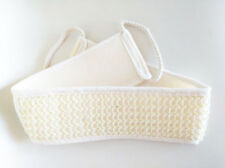 Bath Shower Loofah Scrubber Strap for body and back exfoliator