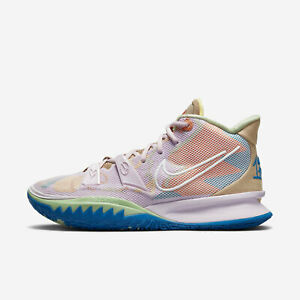 Nike Kyrie 7 EP [CQ9327-600] Men Basketball Shoes World 1 People Regal Pink