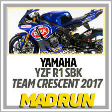 Kit Adesivi Yamaha R1 - R1M Team Pata SBK 2017 - Light Version