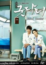 Good Doctor Korean Drama (5DVDs) Excellent English & Quality!