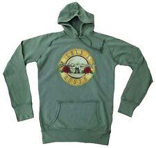 AMPLIFIED Official GUNS N ROSES Drum Logo ViP Kapuzen Pullover Pulli Hoodie XL