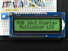 Adafruit RGB backlight positive LCD 16x2 + extras [ADA398]