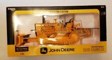 NEW John Deere Ertl 2010 Crawler w/ Blade & Ripper Collector Edition 1/16 2003