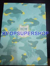 BTS Photobook 'Now' in Thailand Photobook DVD First Press Limited Alt. Hologram