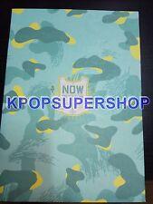BTS Photobook 'Now' in Thailand Photobook DVD First Press Limited Alt. Hologram