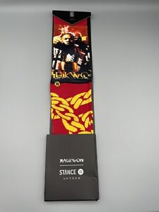 Wu Tang Socks Forever!  Stance x Raekwon Cuban Linx Men's L 9-12 New With Tags