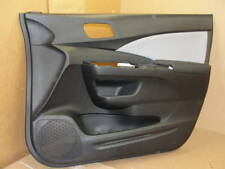 762983.Honda CR-V 2015-2016 FR Right Door Panel Gray Leather OEM 83502-T0A-A73ZD