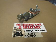 Jeep Willys MB GPW Push Pull Light Switch A-1332 by MV Spares G503