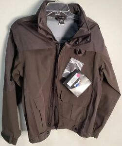 Blauer Style 9820 TacShell sheriff brown jacket NEW w/tags Small regular