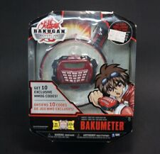 Bakugan Gundalian Invaders BakuMeter Bracelet With Exclusive Ability Card