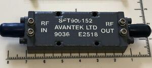 Avantek SFT85-0944 RF Microwave Power Amplifier