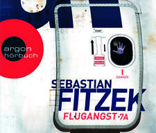 Sebastian Fitzek - Argon Hörbuch: Flugangst 7A, 6 Audio-CDs NEU