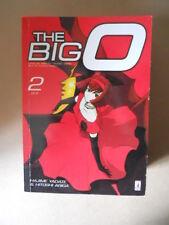 THE BIG O #2 di 6 - Zero 39 2002 Hajime Yadate Manga [G953]