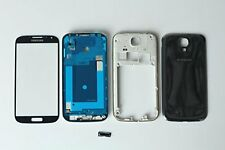 Samsung Galaxy S4 i9505 Complete Housing Cover Chassis Frame + FREE Glass
