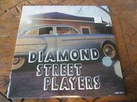 DIAMOND STREET PLAYERS s/t LP Gemco new sealed vinyl record